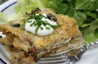 Casseroles - Mexican Vegetarian Enchilada