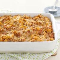 Casseroles - Mexican Southwestern Macaroni And Cheese