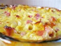 Casseroles - Ham And Noodles By Connie