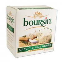 Dairy - Cheese -  Boursin Cheese