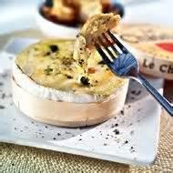 Dairy - Camembert Baked In A Box