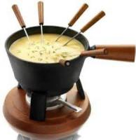 Dairy - Cheese Fondue (fondue Suisse)