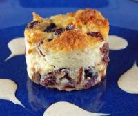 Desserts - Bread Pudding -  Cranberry Bread Pudding