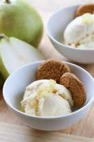 Dairy - Ginger Pear Ice Cream
