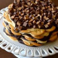 Desserts - Peanut Butter Icebox Dessert