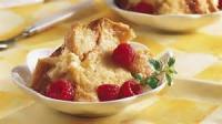 Desserts - Bread Pudding -  White Chocolate Bread Pudding