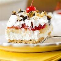Desserts - Cake -  Banana Split Cake