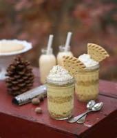 Desserts - Egg Nog Holiday Dessert