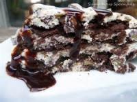 Desserts - Cannoli Icebox Cake