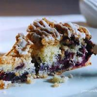 Desserts - Buckle -  Blueberry Buckle By Lizabeth