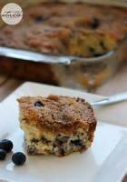 Desserts - Blueberry Buckle