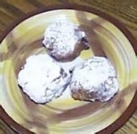 Desserts - Dutch Christmas Doughnuts