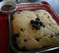 Desserts - Mulberry Cobbler