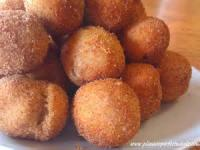 Desserts - Buttermik Doughnuts