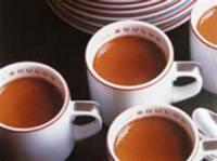 Desserts - Custard -  Coffee-cardamom Pots De Creme