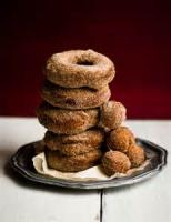 Desserts - Apple Donuts