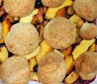 Desserts - Cobbler -  Peach Cobbler By Becky