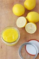 Desserts - Zesty Lemon Curd