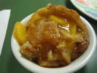 Desserts - Peach Cobbler