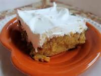 Desserts - Pumpkin Crunch