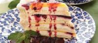 Desserts - Frozen -  Frozen Lemon Meringue Torte