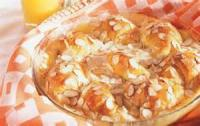 Desserts - Country French Apple Crescent Casserole