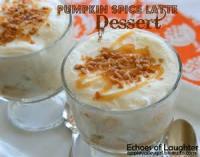 Desserts - Frosty Latte Dessert