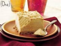 Desserts - Ice Cream Pumpkin Squares