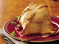 Desserts - Cranberry Dumplings