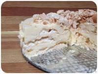 Desserts - Frozen -  Lemon Freeze Torte