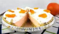 Desserts - Creamsicle Pie