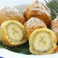 Desserts - Fruit -  Fried Bananas