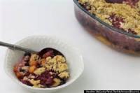 Desserts - Fruit -  Peach 'n Berry Twists