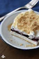 Desserts - Blueberry Yum Yum