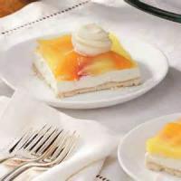 Desserts - Peach Delight