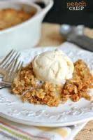 Desserts - Peachy Dessert