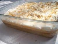 Desserts - Pineapple Cream Dessert