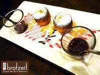 Desserts - Fruit -  Lemon Bavarian Dessert