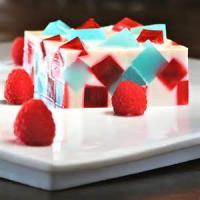 Desserts - Gelatin -  Stained Glass Dessert