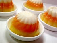 Desserts - Gelatin -  Apricot Mold