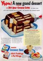 Desserts - Jello Ice Box Cake