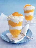 Desserts - Orange Dessert