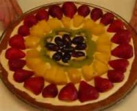 Desserts - Fruit Pizza