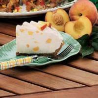 Desserts - Peach Supreme