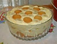 Desserts - Banana Pudding By Connie