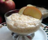 Desserts - Pudding -  Apple Tapioca
