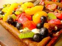 Desserts - Fresh Fruit Pizza