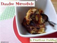 Desserts - Panettone Toffee Pudding