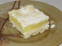 Desserts - Lemon Dessert