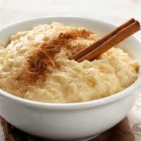 Desserts - Rice Pudding